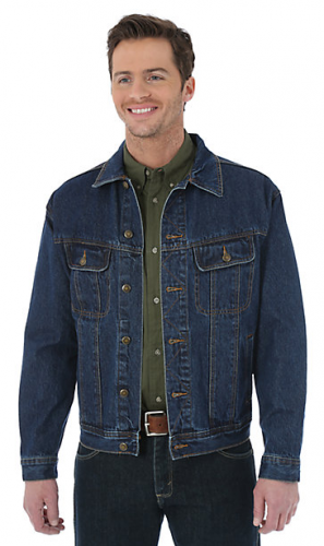 WRANGLER RUGGED WEAR® DENIM JACKET