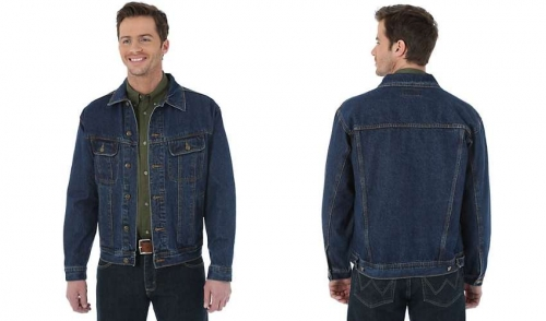 Product Spotlight: Wrangler Rugged Wear® Denim Jacket