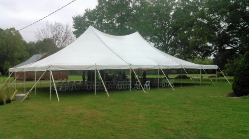 30 x 30 Evolution Tent & 30 x 30 Evolution Tent | Grand Rental Station of Hampton Roads VA
