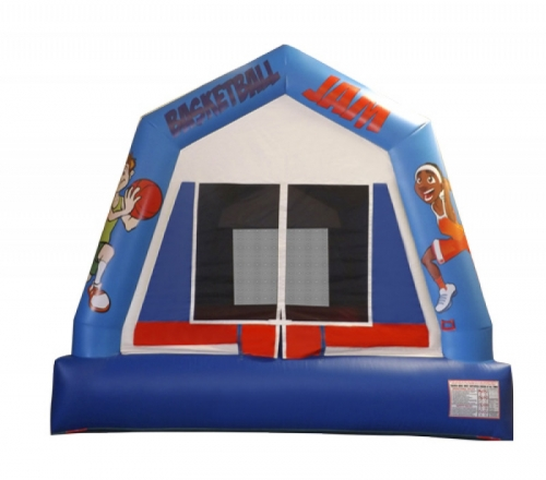 Bounce House, Basket Ball Inflatable