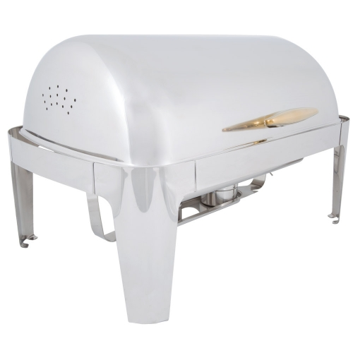 Roll Top Chafer, 8 quart