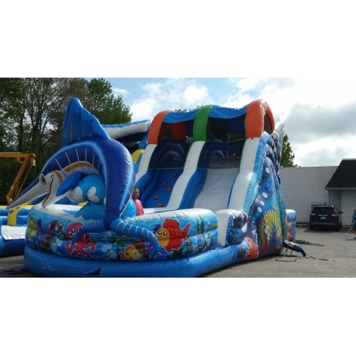 Marlin Double Sided Slide