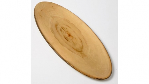 Platter, Oval Rustic