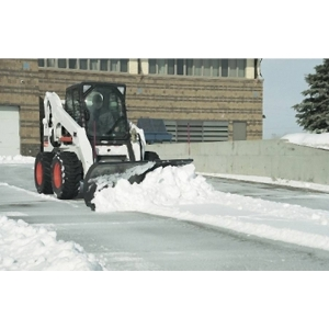 Bobcat Loader for Snow Removal