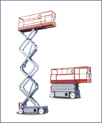 Scissor Lift - 20' Platform Height