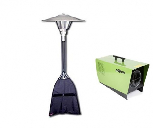 Tent & Patio Heaters