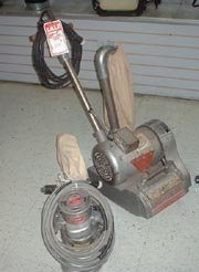 Used Fllor Sander & Edger
