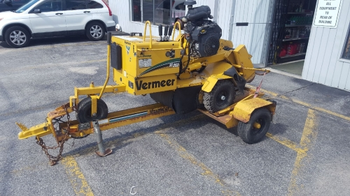 Used Stump Grinder For Sale