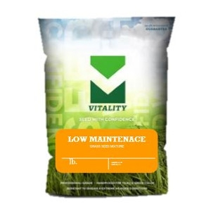 Arkansas Valley Seed Vitality Low Maintenance Mixture