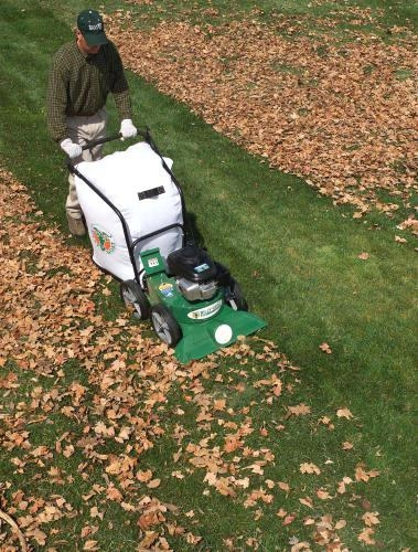 Billy Goat 5.1HP Commercial Leaf Vacuum