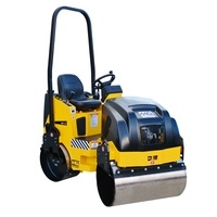 Multiquip Ride-On Vibratory Roller