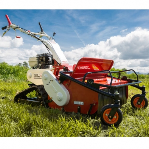 Orec Cyclone Walk Behind Flail Mower