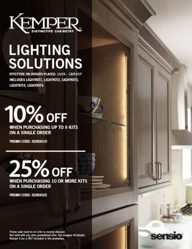 Kemper Lighting Savings!