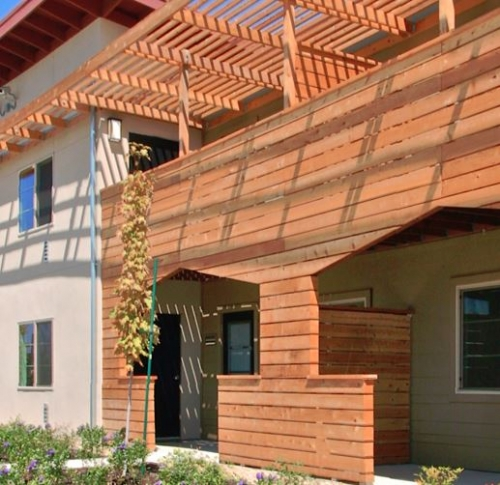 Real Cedar Outdoor Structures