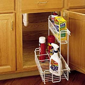 Rev-A-Shelf Custom Storage Organizers