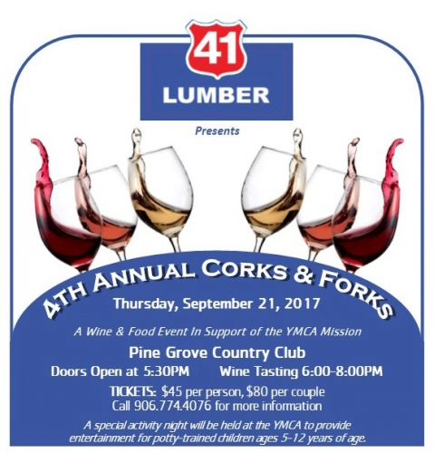 4th Annual Corks and Forks