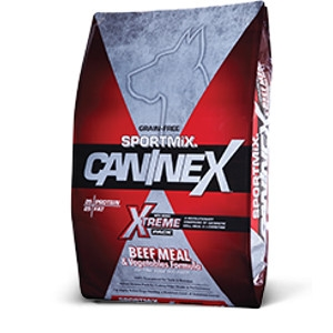Gain Free Sportmix Caninex Beef & Vegetables 40 Lb. Bag