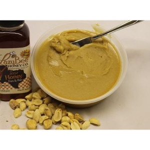 Lazy Bee™ Honey Peanut Spread