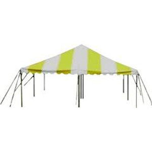 20x20 Traditional Party Canopy