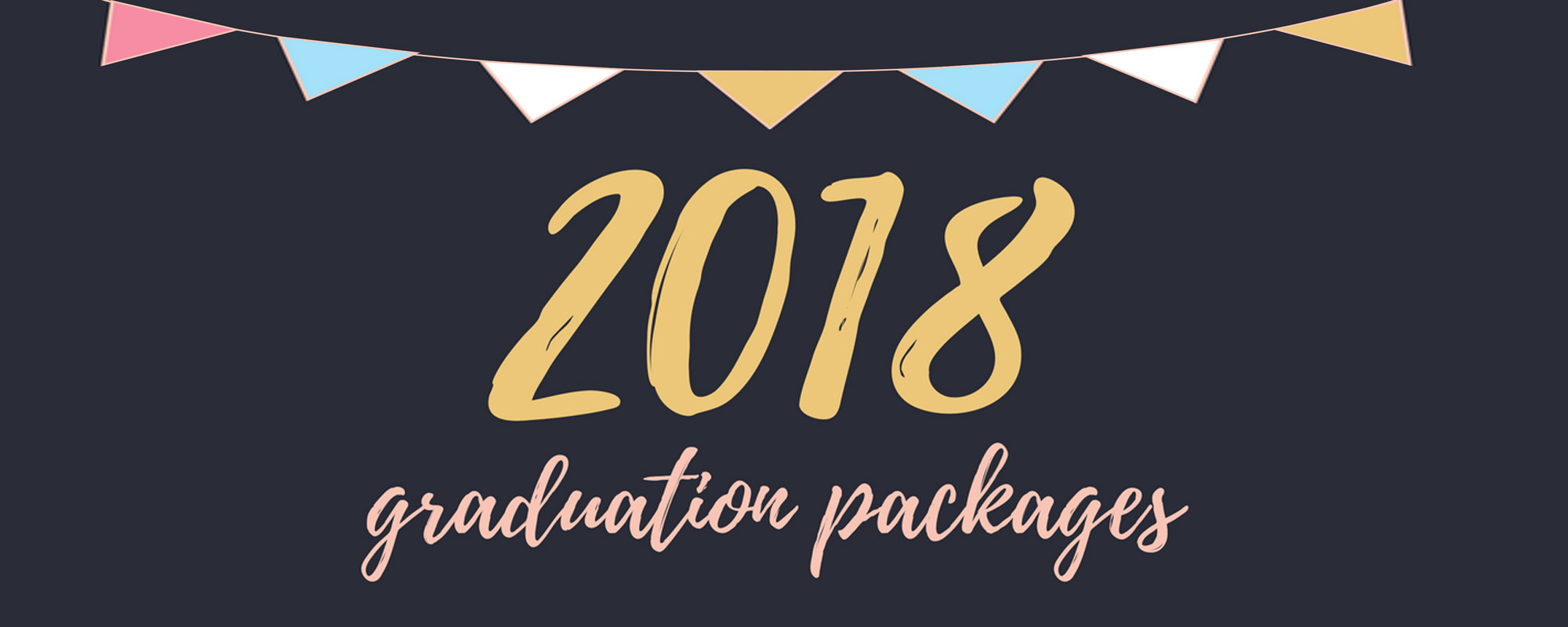 2018 Grad Packages