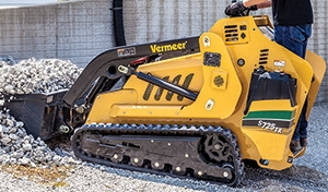 Vermeer S725TX Mini Skid Steer