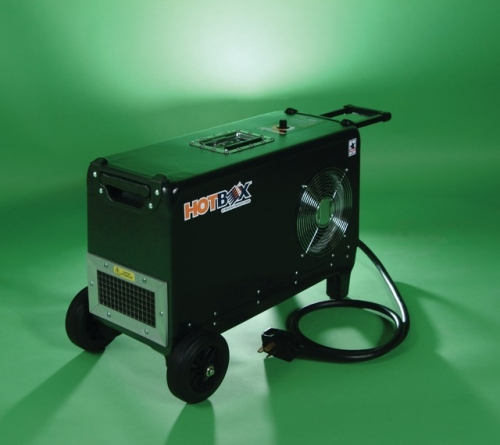 ELECTRIC HEATER 220V 33,000 BTU HOTBOX