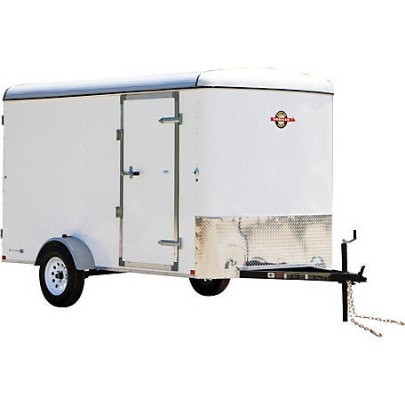 6 X 12 ENCLOSED TRAILER CAR-MATE