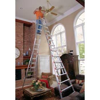 Little Giant 21' Step Ladder Skyscraper