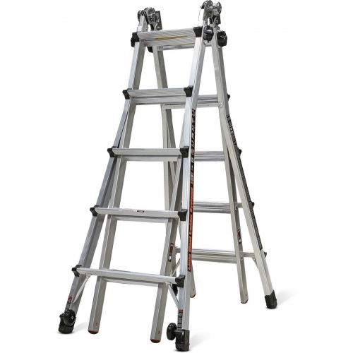 Little Giant 26' Combo Quantum Ladder