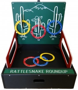 Rattle Snake Round Up Ring Toss