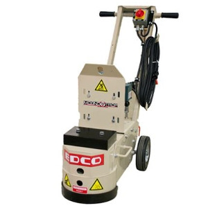 EDCO Magna-Trap™ Single Disc Floor Grinder