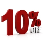 10% Off Outdoor Power Equipment Repair