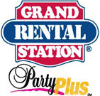 Grand Rental Station Party Plus