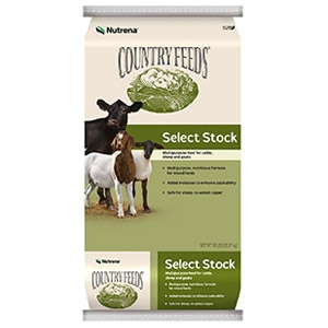 Country Feeds® Select Stock Feed 16% Pelleted 50lb