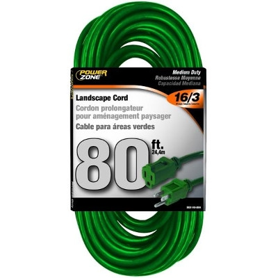 Power Zone Extension Cord, 80 ft: $15