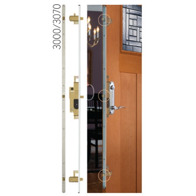 Trilennium 3000 Multi Point Lock Locking System
