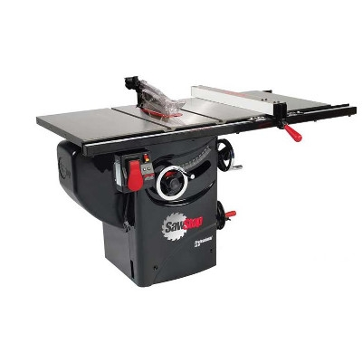Professional Cabinet Saw, 3hp