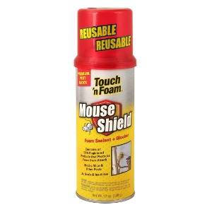 Touch 'n Foam Mouse Shield™ Foam Sealant & Blocker