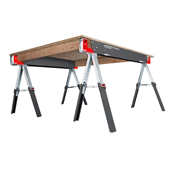 SH-042 Sawhorse with Roller Bag