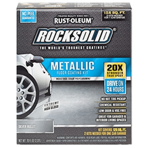 ROCKSOLID® Garage Floor Coating Kit
