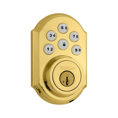 909 SmartCode™ Signature Single Cylinder Smartcode Electronic Deadbolt