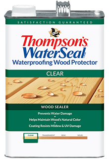 Thompsons Waterproofing Wood Protector - Clear