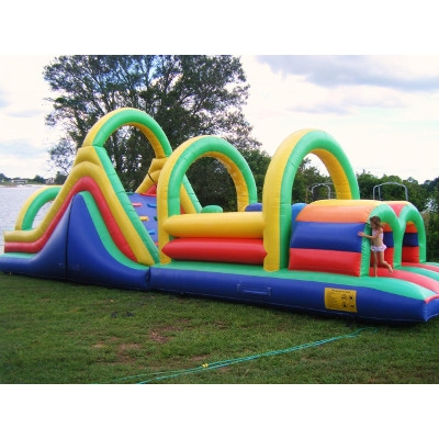 45ft. Obstacle Course