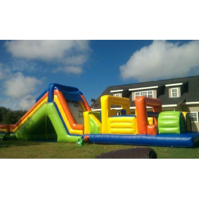 64ft. Obstacle Course