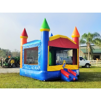 Castle Bounce House #100
