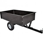 $98.00 for Vulcan 10-Cubic Feet Steel Dump Cart