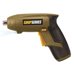 Rockwell® ShopSeries™ Screwdriver 3.6v Lithium W/Led