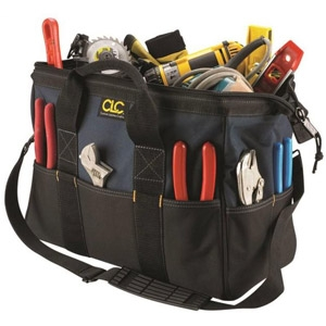 BigMouth® Tool Works Traditional Large Tool Bag