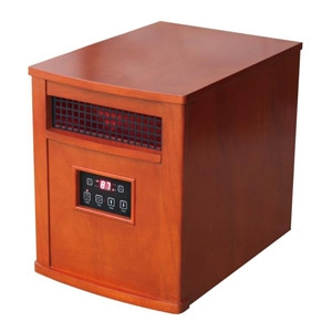 Comfort Glow Infrared Portable Electric Heater