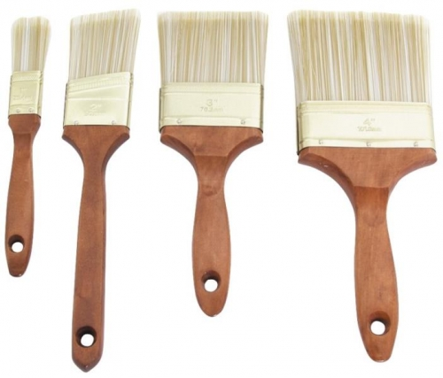 $4.29 for General Purpose Paint Brush Set, 4 Piece